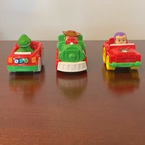 Toy Story Christmas Little People Cars